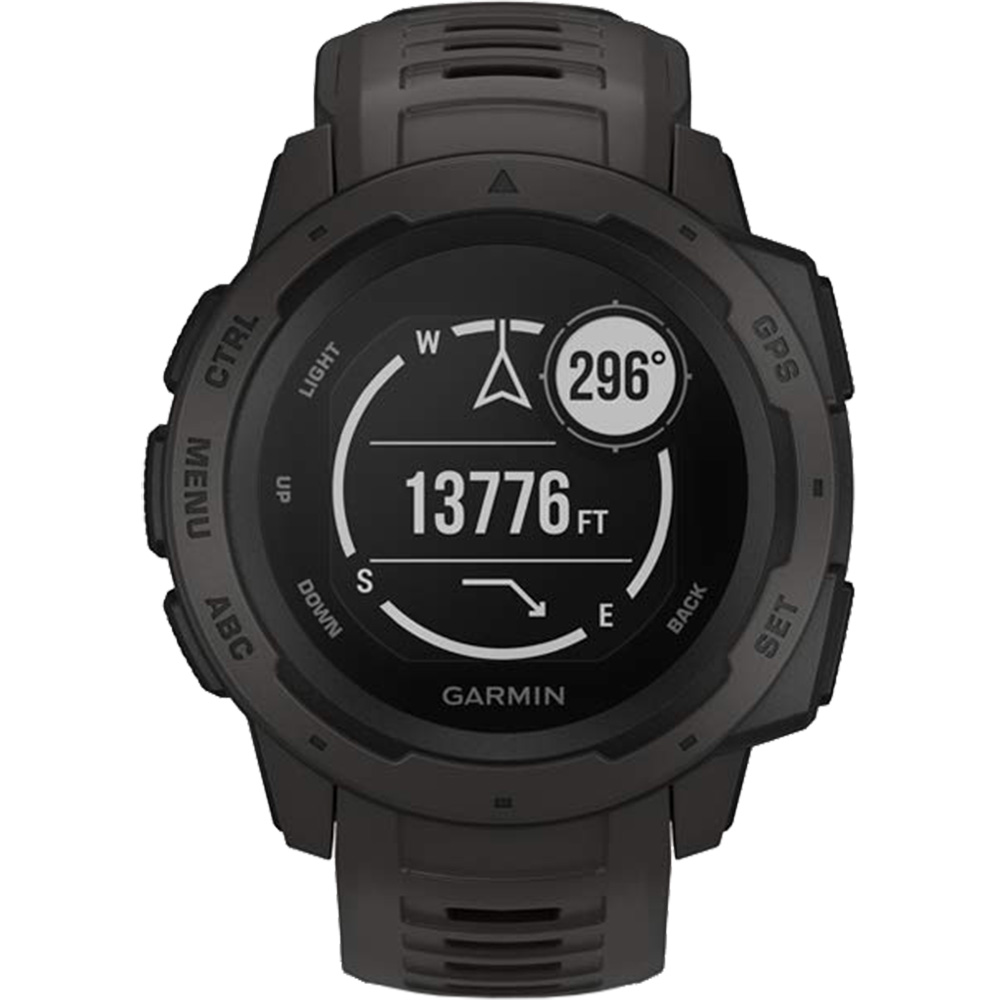 Smartwatch Instinct GPS Negru