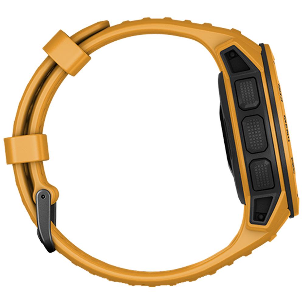 Smartwatch Instinct Sunburst Galben