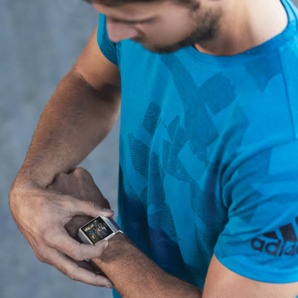 Smartwatch Ionic Adidas Version  Albastru