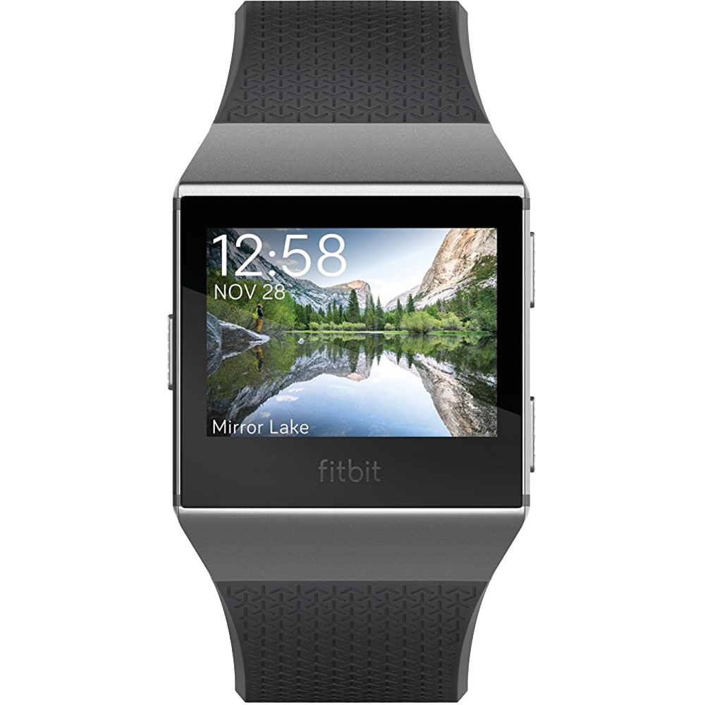 Smartwatch Ionic + GPS  Negru