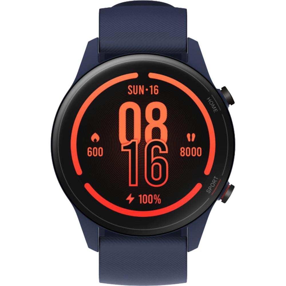 Smartwatch Mi Watch Global Navy Blue Albastru