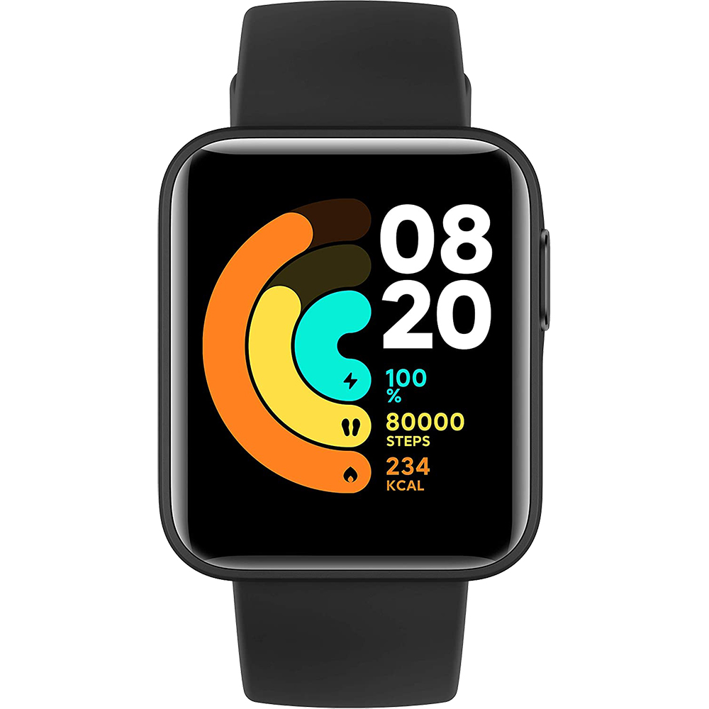 Smartwatch Mi Watch Lite Negru