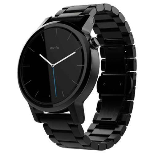 Smartwatch Moto 360 42 MM 2ND Gen Men's Negru