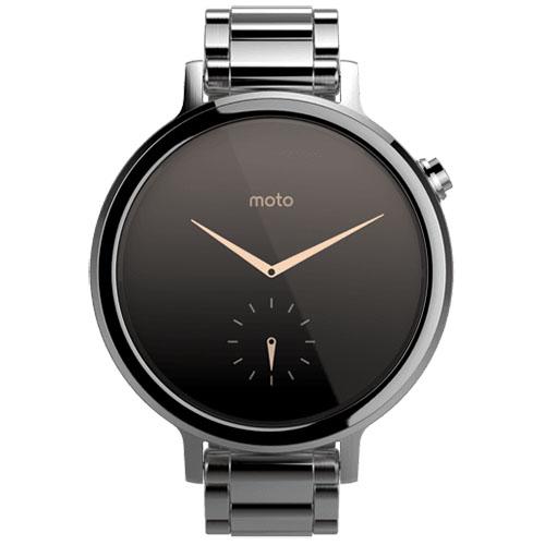 Smartwatch Moto 360 42 MM 2ND Gen Women's Argintiu