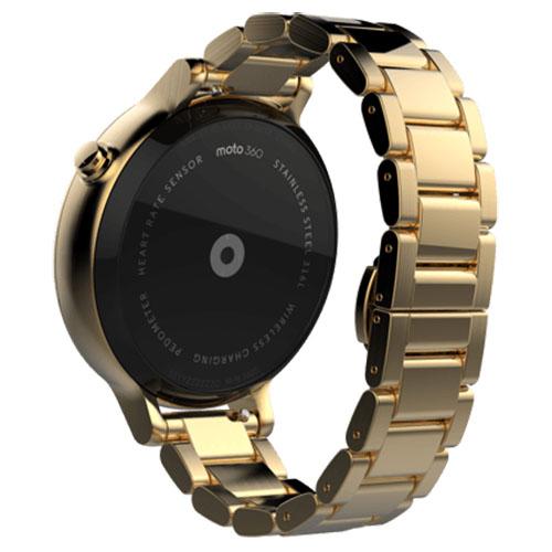 Smartwatch Moto 360 42 MM 2ND Gen Women's Auriu