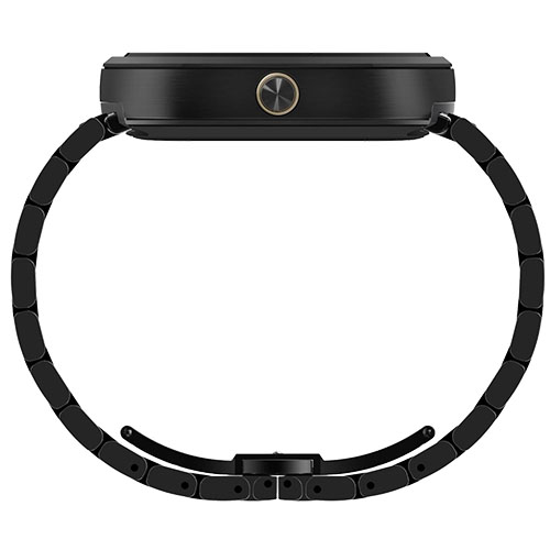 Smartwatch Moto 360 Metalic Negru
