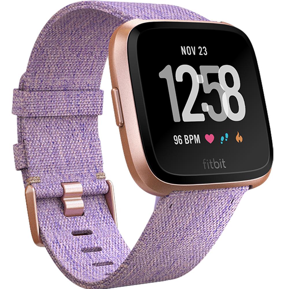 Smartwatch Versa Special Edition Curea Textila  Violet