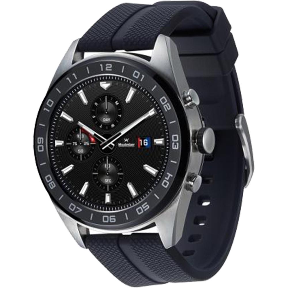 Smartwatch W7 Negru/Argintiu