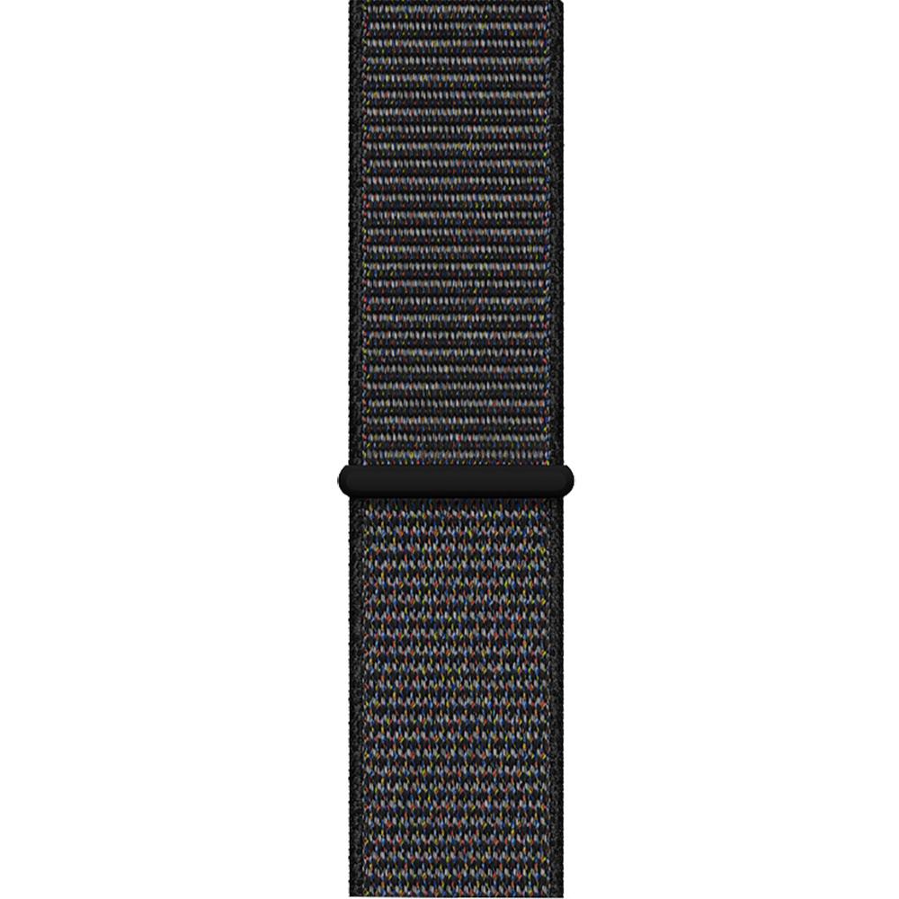 Smartwatch Watch 4 GPS 40MM Aluminiu Negru Si Curea Loop Negru