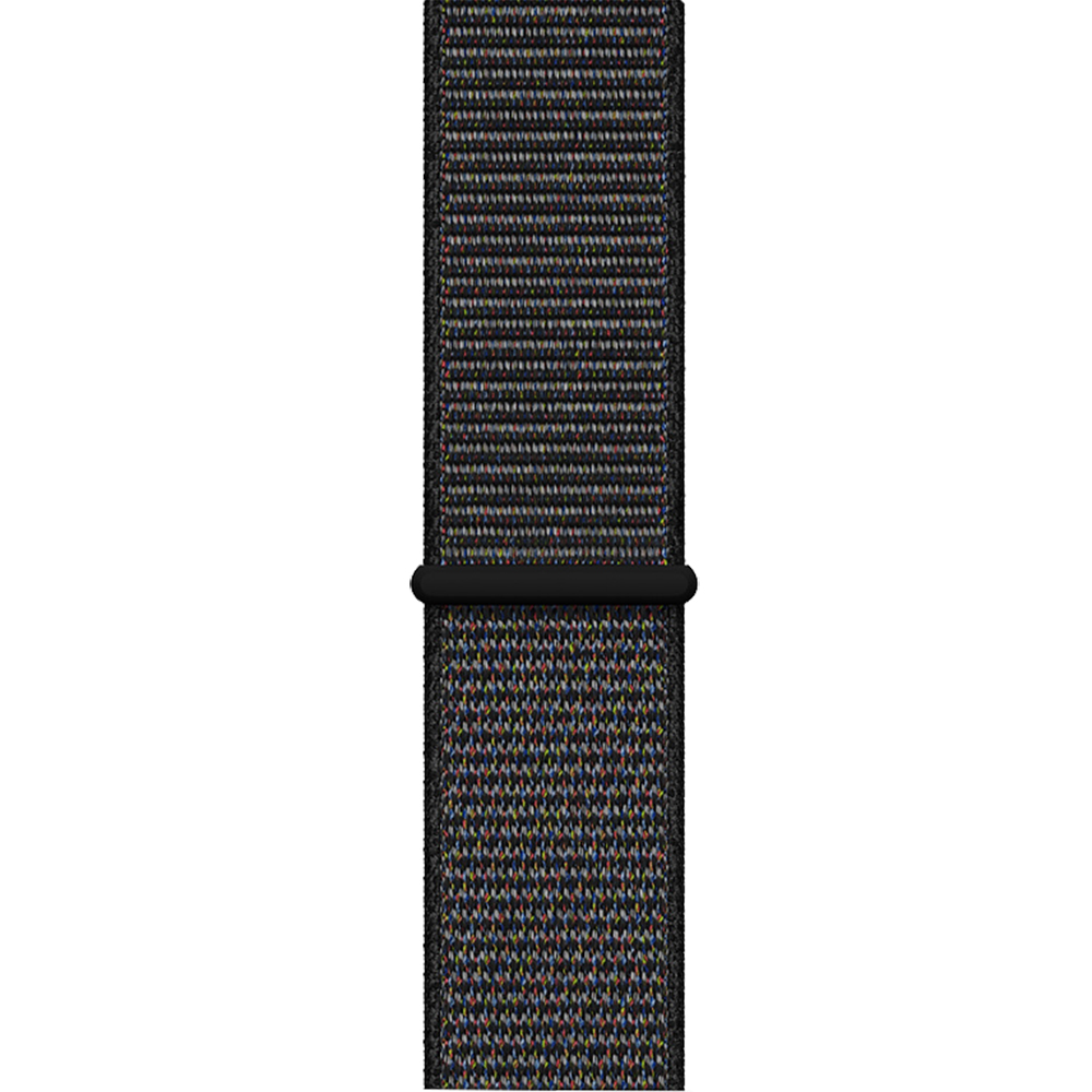 Smartwatch Watch 4 GPS 44MM Aluminiu Negru Si Curea Loop Negru