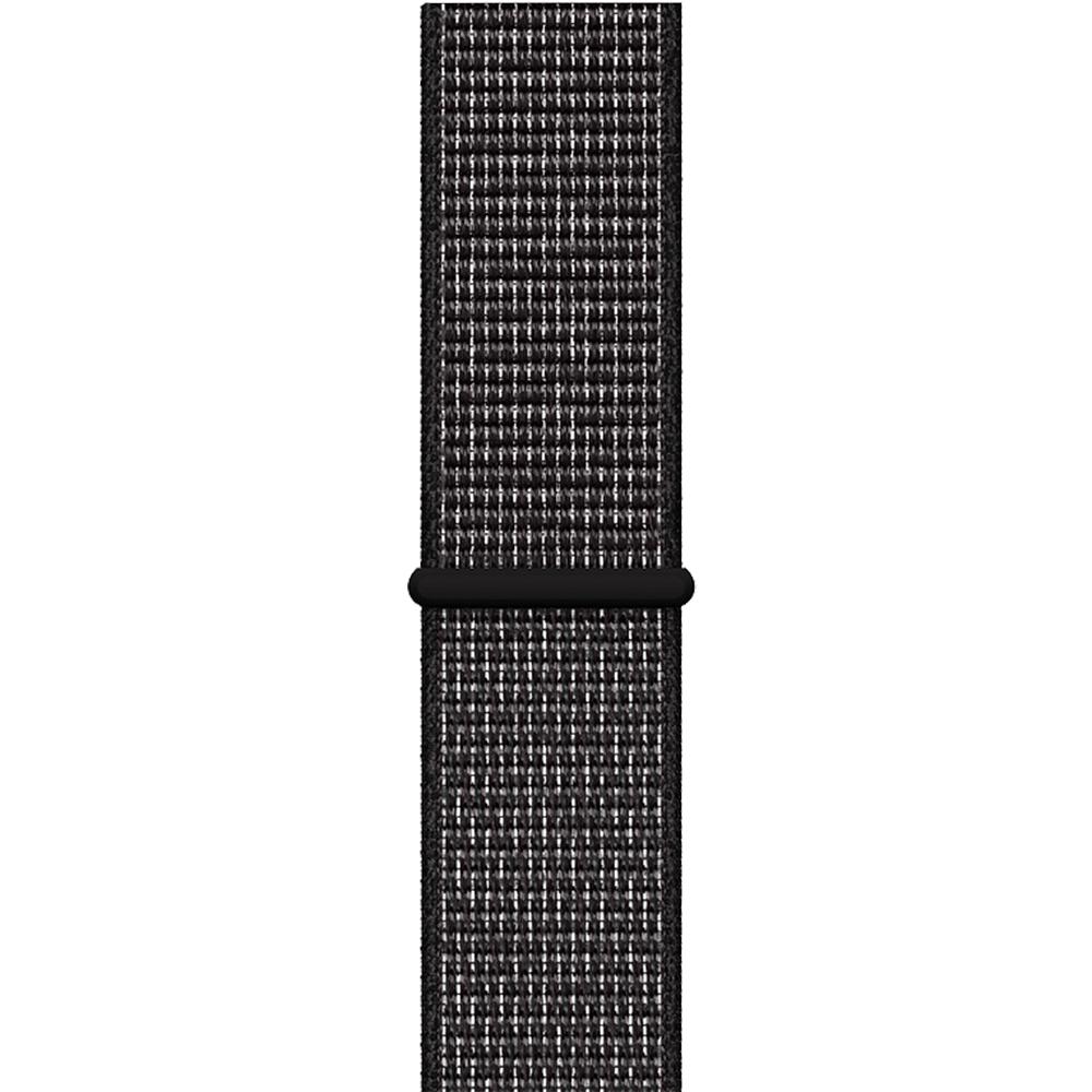 Smartwatch Watch 4 Nike Plus GPS 40MM Aluminiu Negru Si Curea Sport Loop Negru