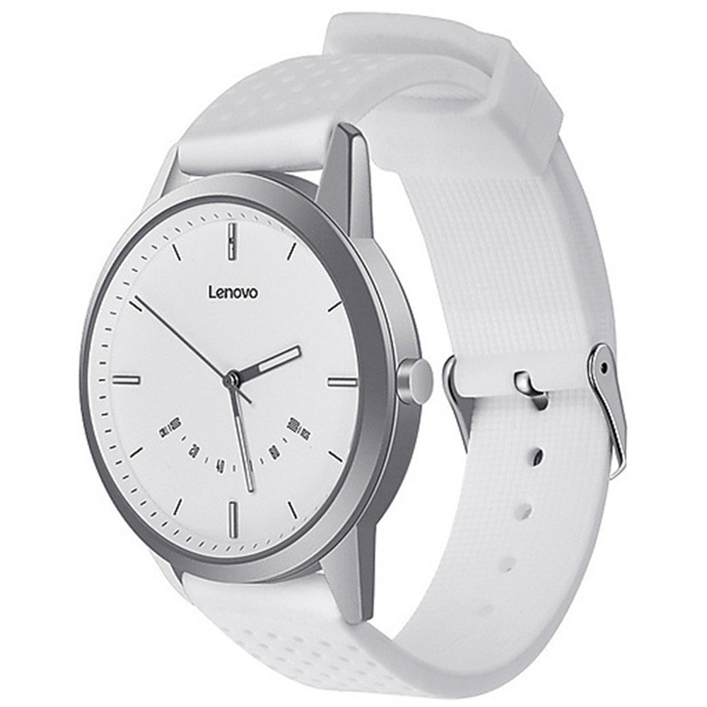 Smartwatch Watch 9   Alb