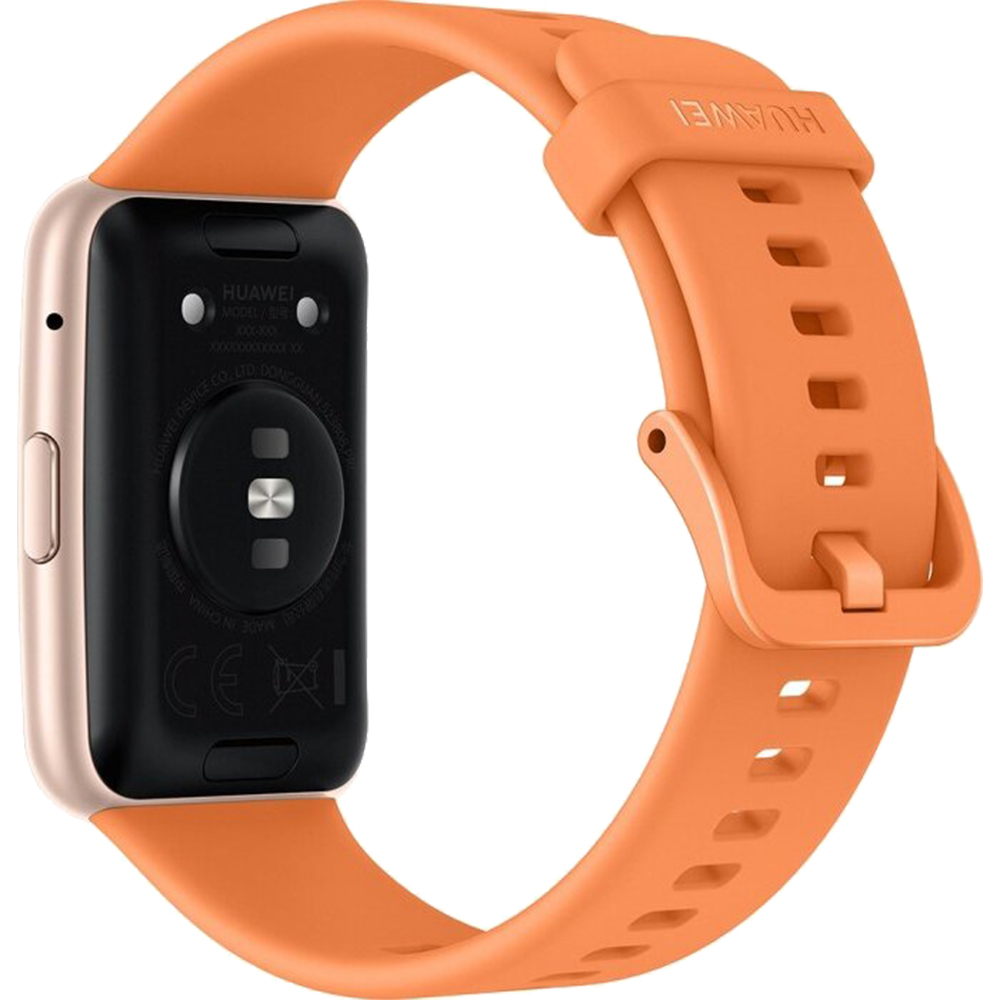Smartwatch Watch Fit Portocaliu
