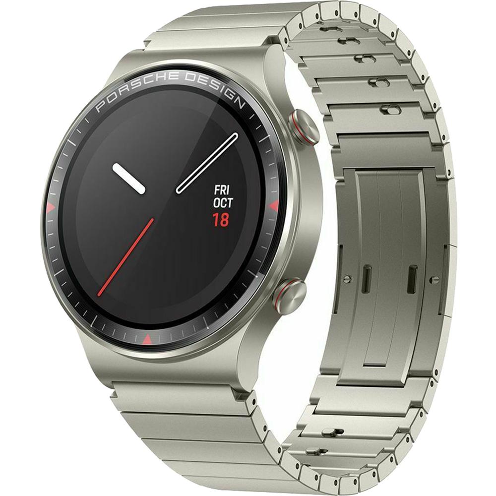 Smartwatch Watch GT 2 Porsche Design Titanium Negru