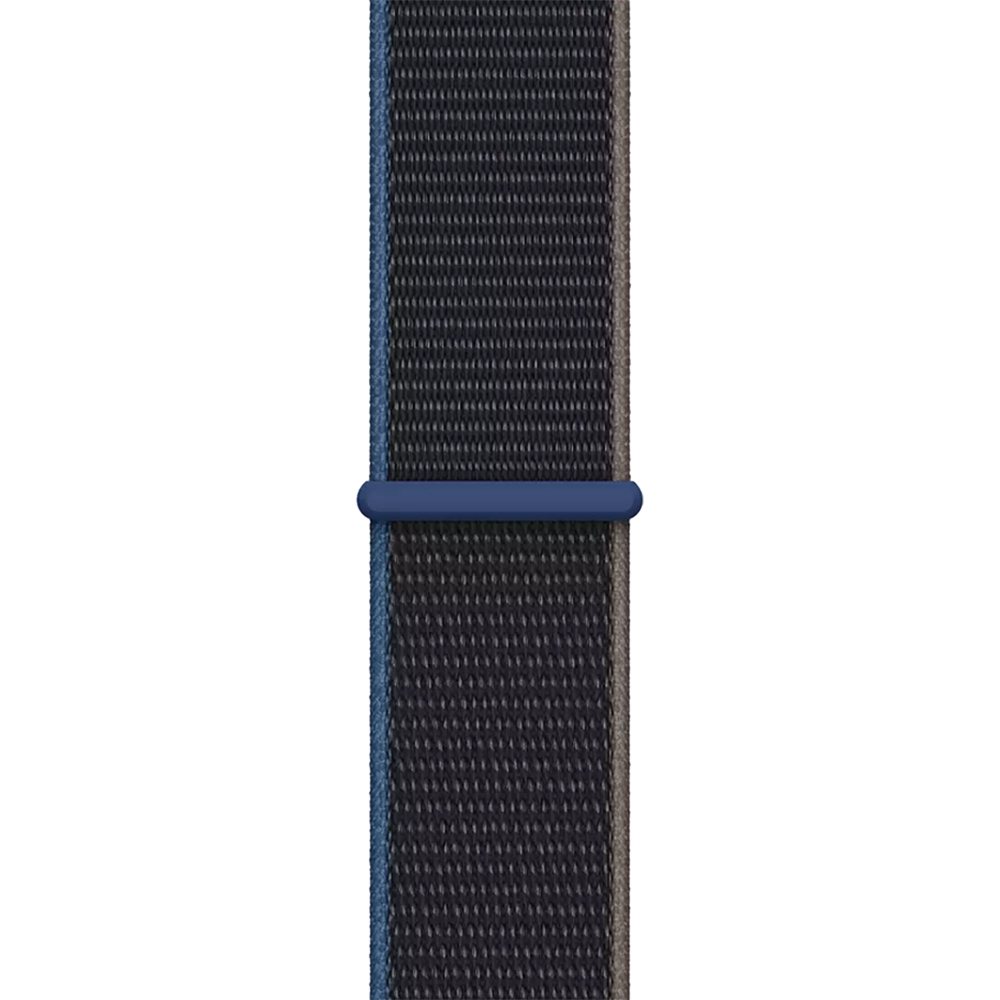 Smartwatch Watch SE GPS 44mm Space Grey Aluminium Charcoal Sport Loop Negru