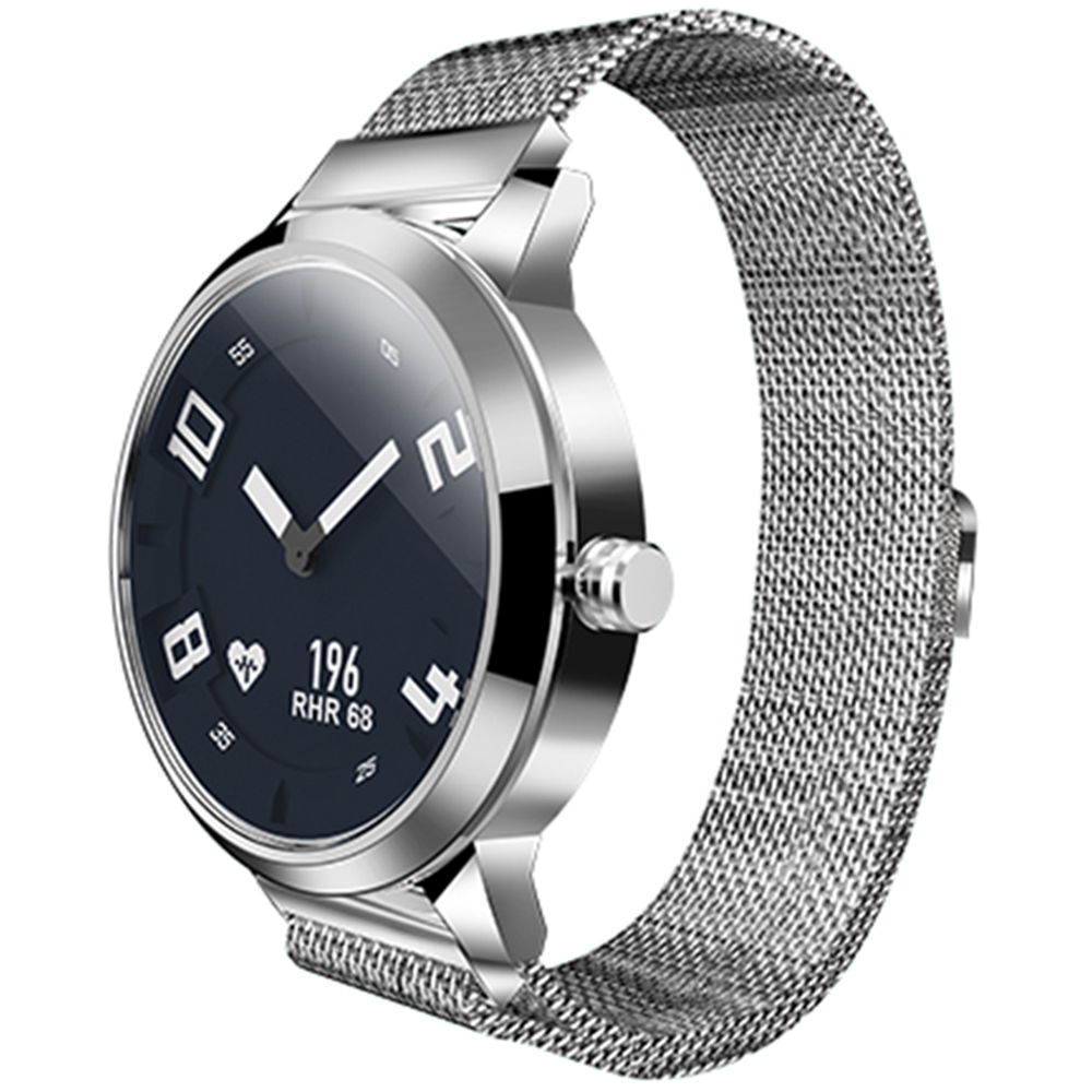 Smartwatch Watch X   Argintiu