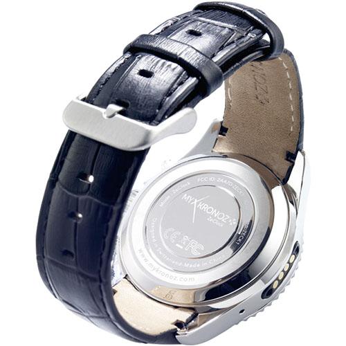 Smartwatch ZeClock Premium Argintiu