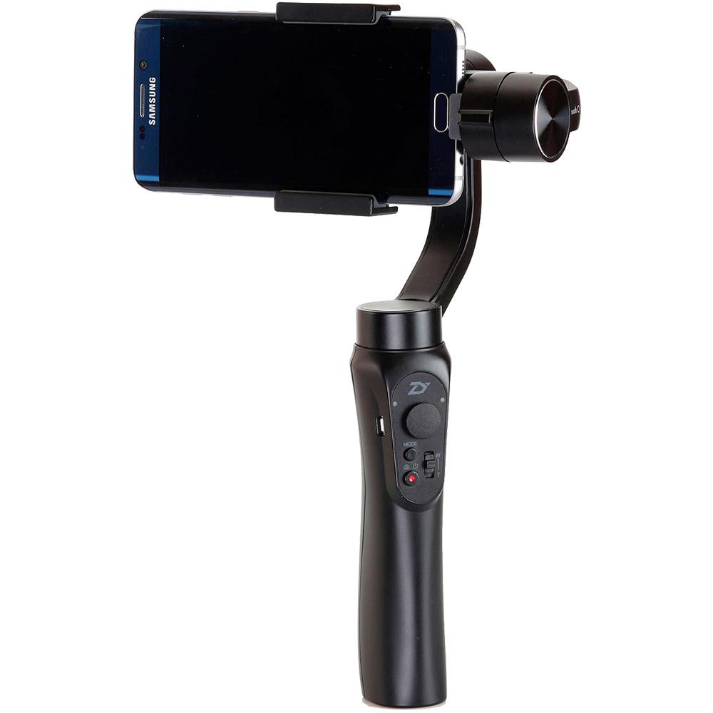 Smooth-Q Handheld Gimbal Stabilizer - Smartphone Negru