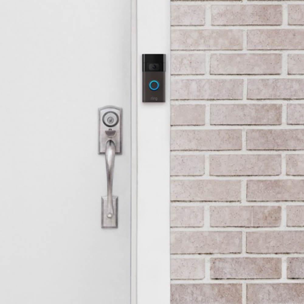 Sonerie Video Doorbell (2nd Gen) Venetian Bronze Aramiu