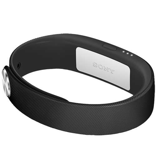 SmartBand Wireless Bratara Fitness Negru