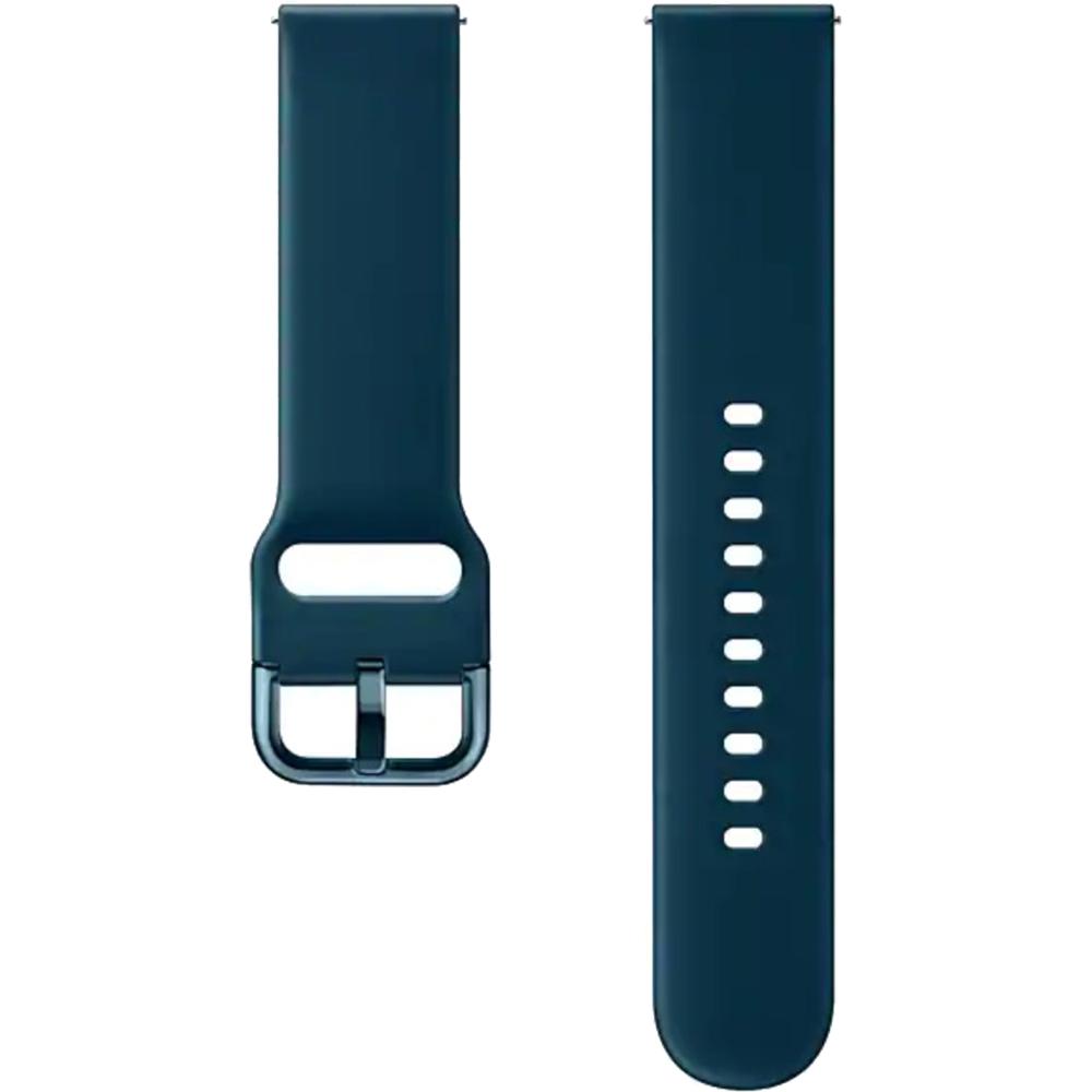 Bratara Sport Silicon Pentru Galaxy Watch Active  Verde