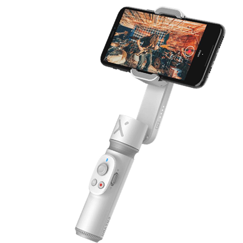 Stabilizator Smooth X Pentru Telefoane Mobile Alb