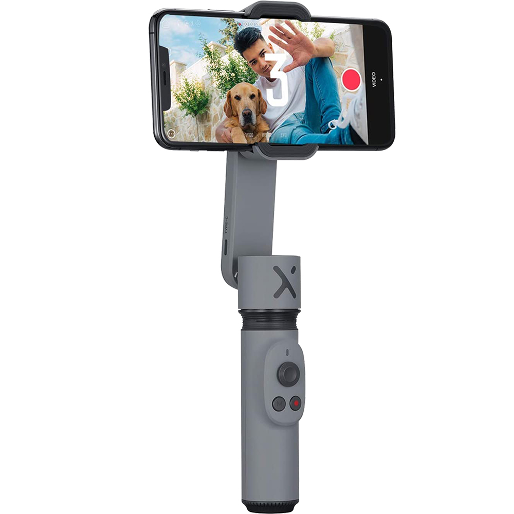 Stabilizator Smooth X Pentru Telefoane Mobile Gri