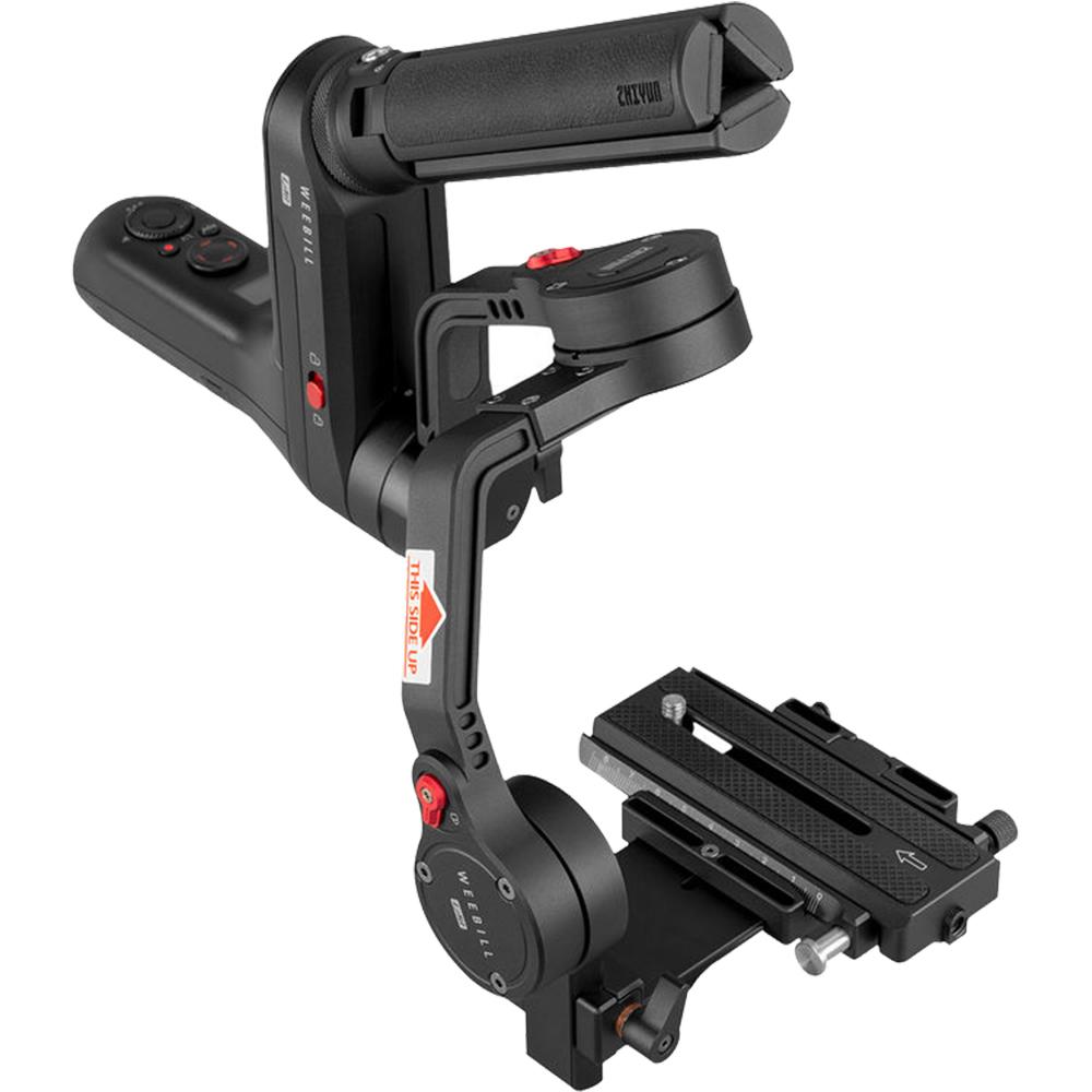 Stabilizator Weebill Lab Pentru Camera Foto Si Video Negru