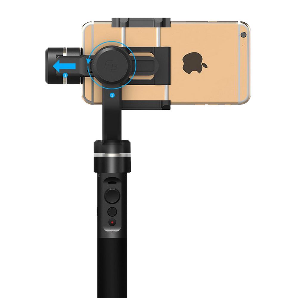 Stablizator SPG 3-Axis Pentru iPhone