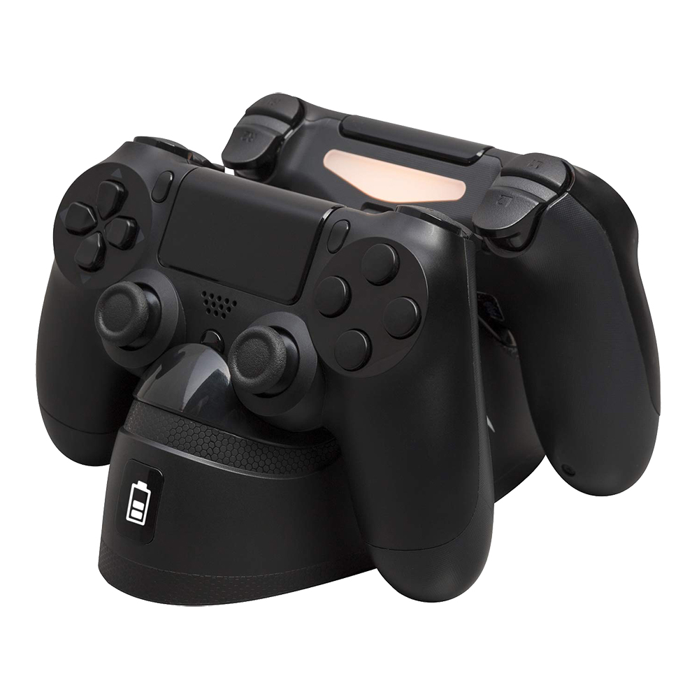 Statie De Incarcare ChargePlay Quad-Joy Con Pentru PS4 Negru