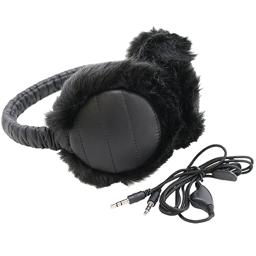 Casti Audio Stereo Muffs 3.5 Over Ear