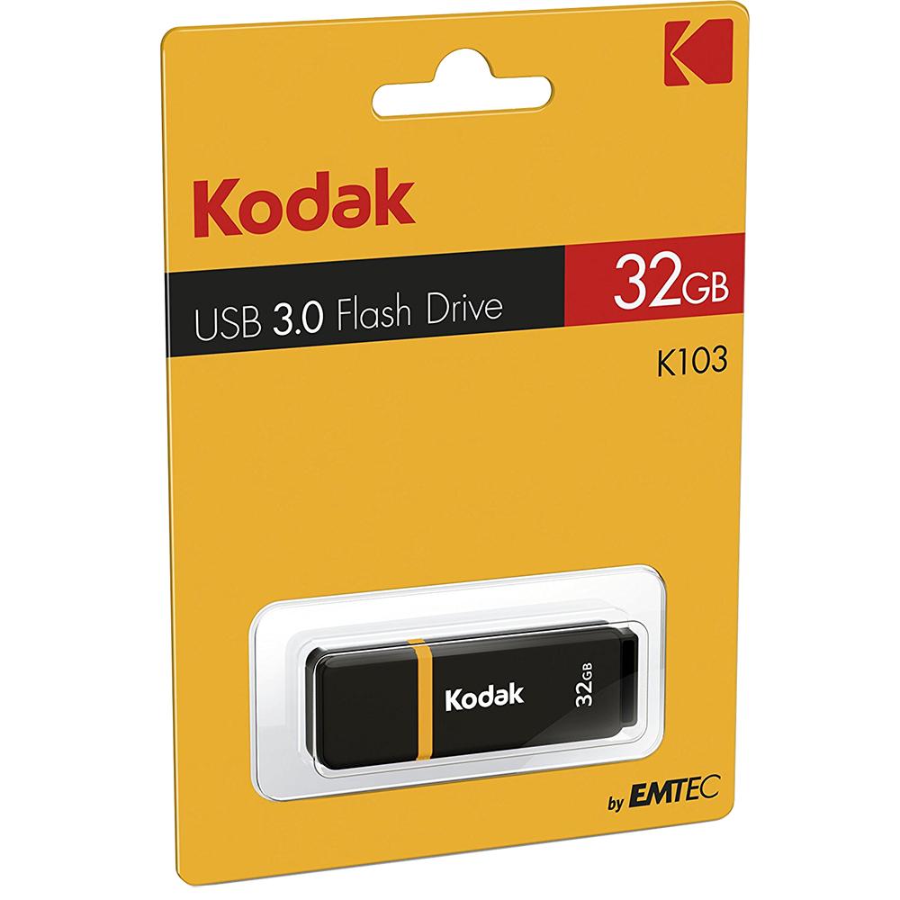 Stick USB 32GB K103 USB 3.0 Negru