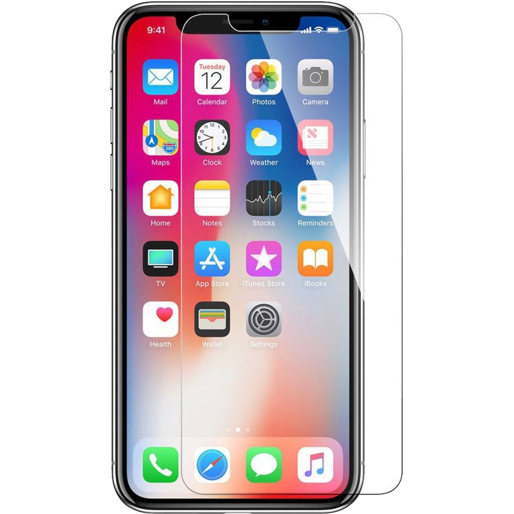 Sticla Securizata Full Body 2.5 D Negru APPLE iPhone 11 Pro, iPhone X