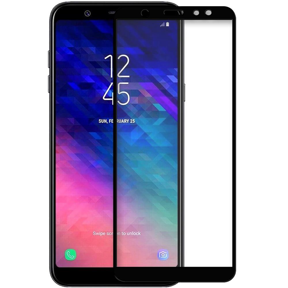 Sticla Securizata Full Body 2.5D Negru SAMSUNG Galaxy A6 (2018)