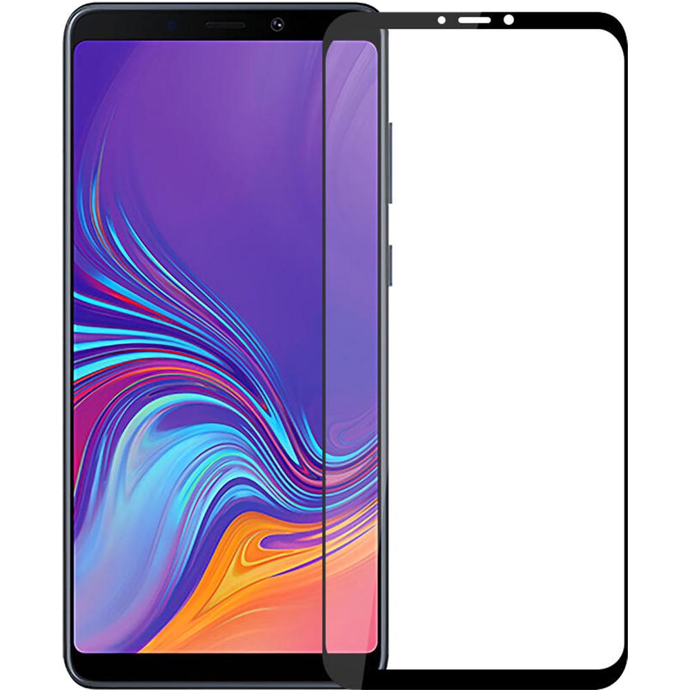 Sticla Securizata Full Body 2.5D Negru SAMSUNG Galaxy A9 2018