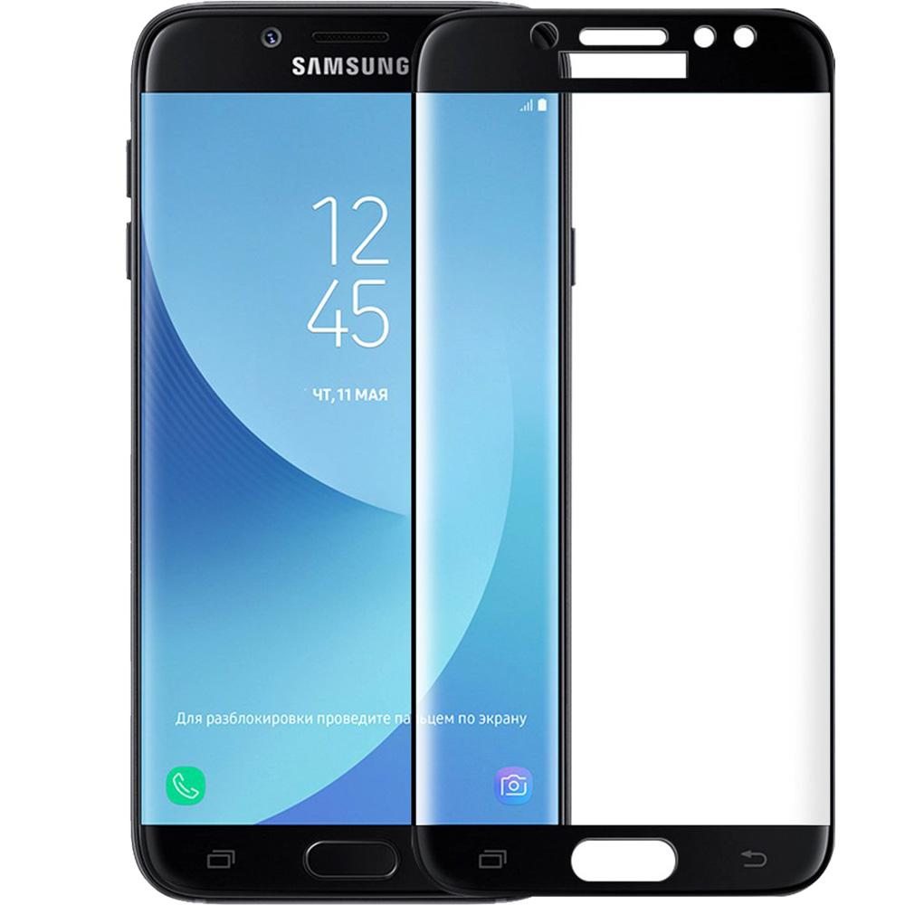 Sticla Securizata Full Body 2.5D Negru SAMSUNG Galaxy J5 2017