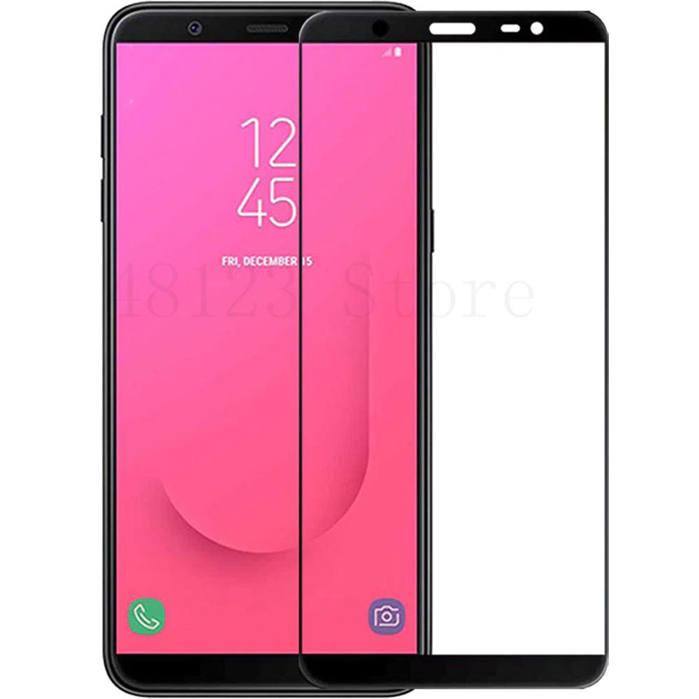 Sticla Securizata Full Body 2.5D Negru SAMSUNG Galaxy J8 2018