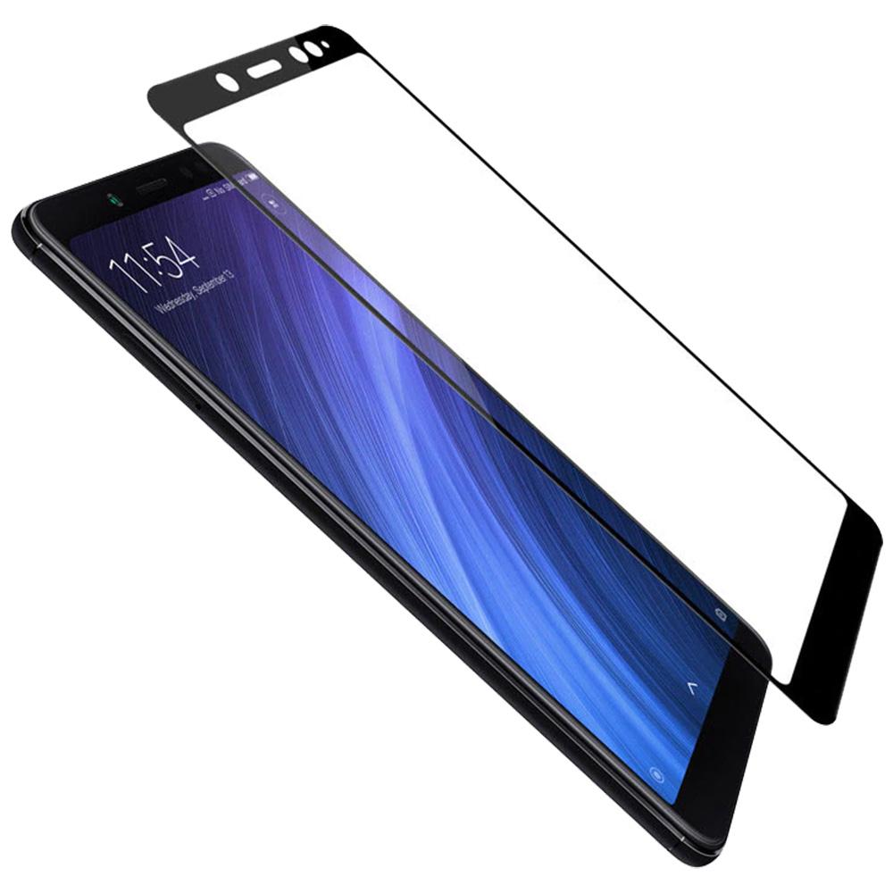Sticla Securizata Full Body 2.5D Negru XIAOMI Redmi Note 5