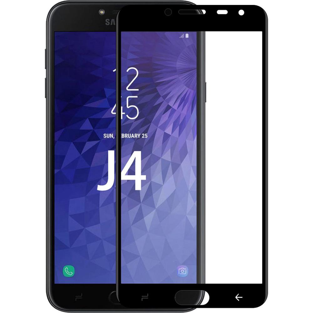 Sticla Securizata Full Body 2.5D Negru SAMSUNG Galaxy j4 2018