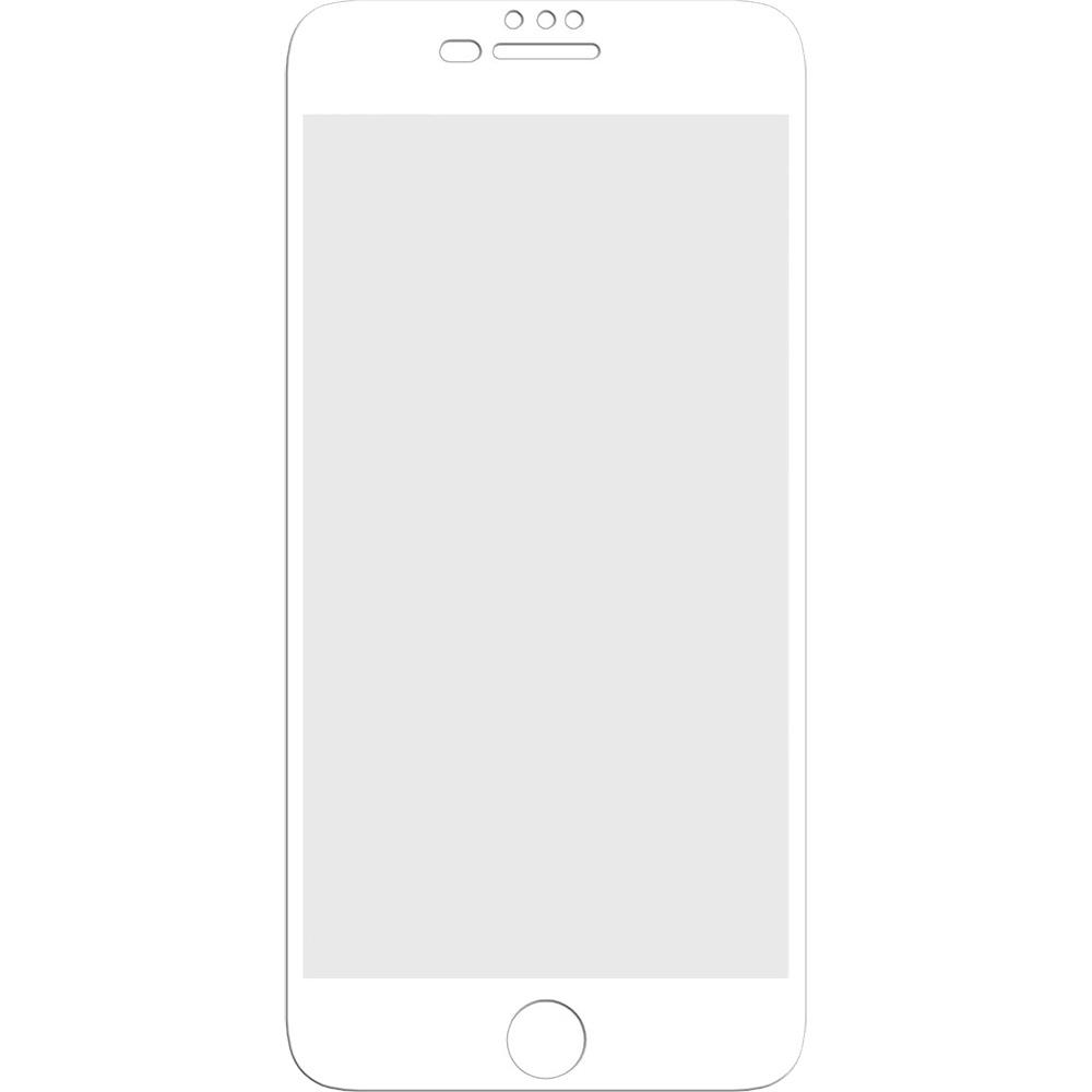Sticla Securizata Full Body 3D Curved Alb Apple iPhone 7 Plus, iPhone 8 Plus