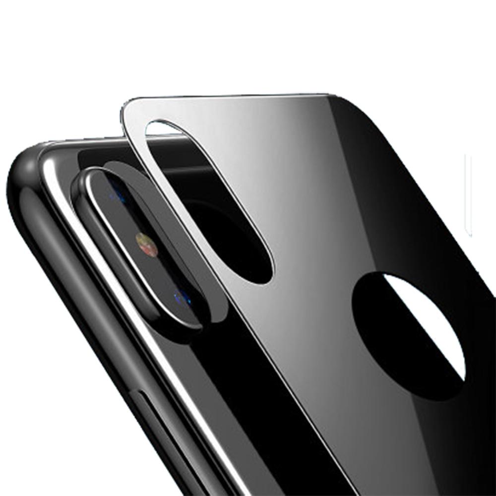 Sticla Securizata Full Body 3D Curved Fata Spate Negru APPLE iPhone X