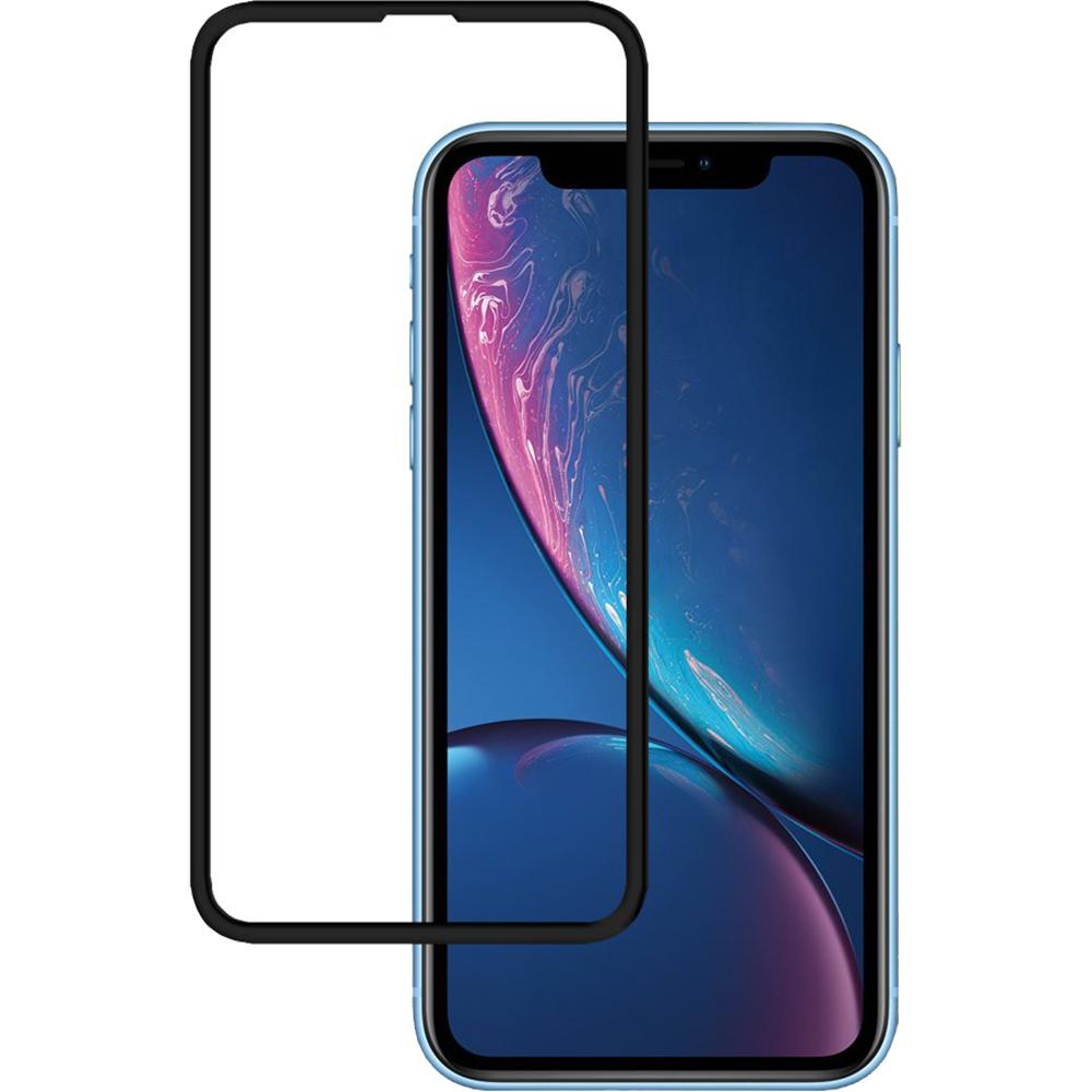 Sticla Securizata Full Body 5D Super Tough Negru APPLE iPhone 11