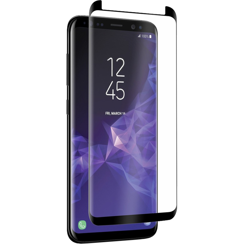 Sticla Securizata Full Body Curved, Case Friendly Negru SAMSUNG Galaxy S9