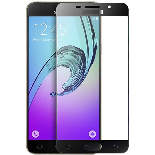 Sticla Securizata Full Body Negru 3D Negru Samsung Galaxy A7 2016