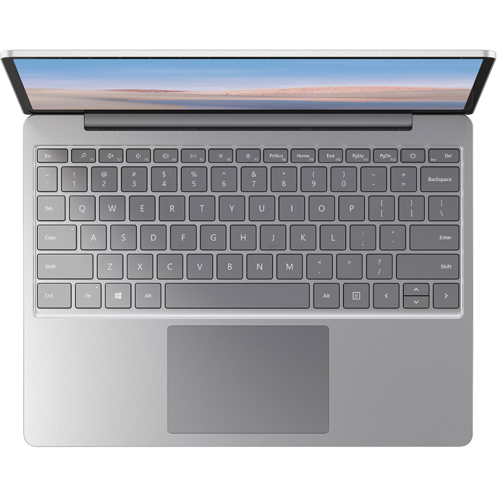 Surface Laptop Go i5 128G (8GB RAM) Platinum Argintiu
