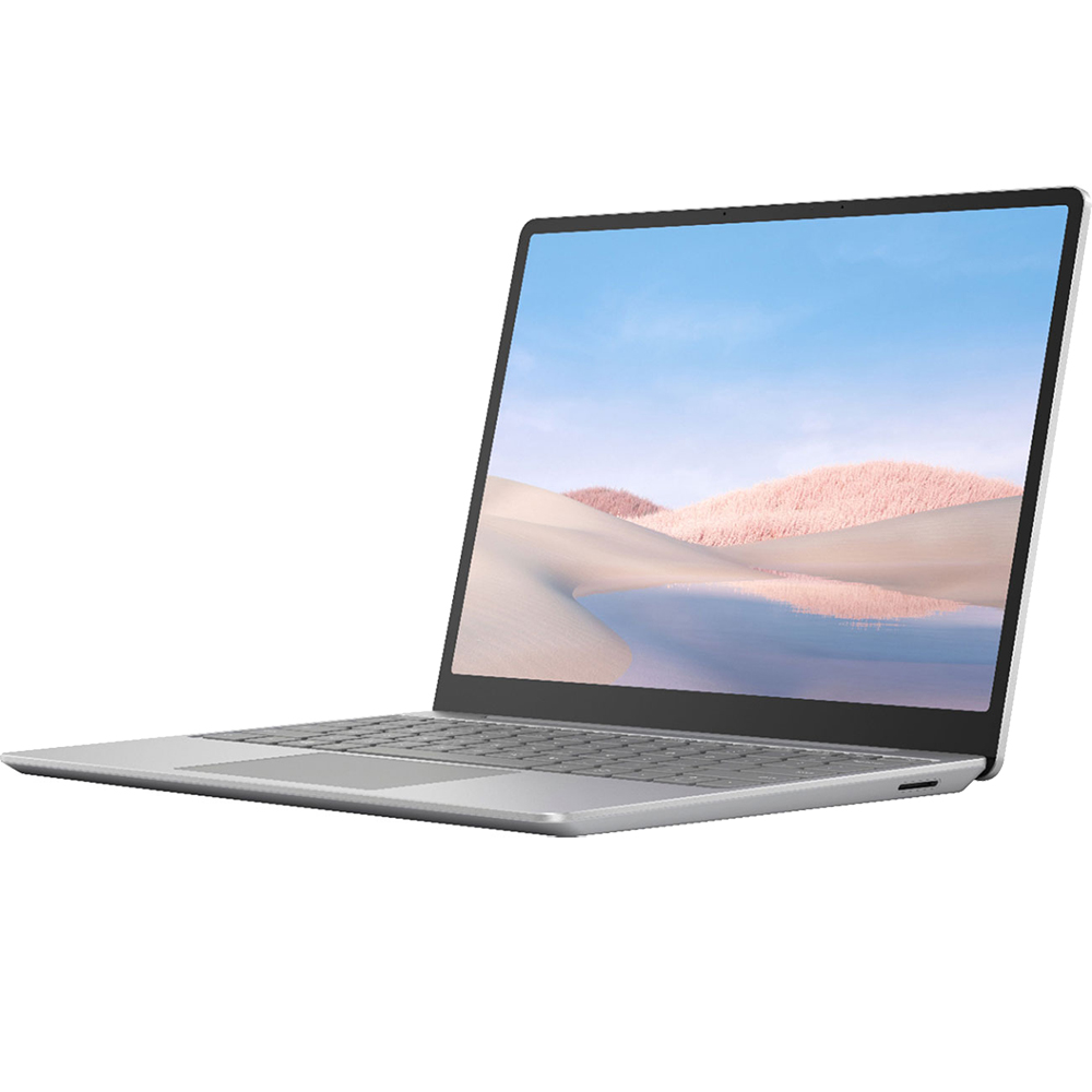 Surface Laptop Go i5 256G (8GB RAM) Platinum Argintiu