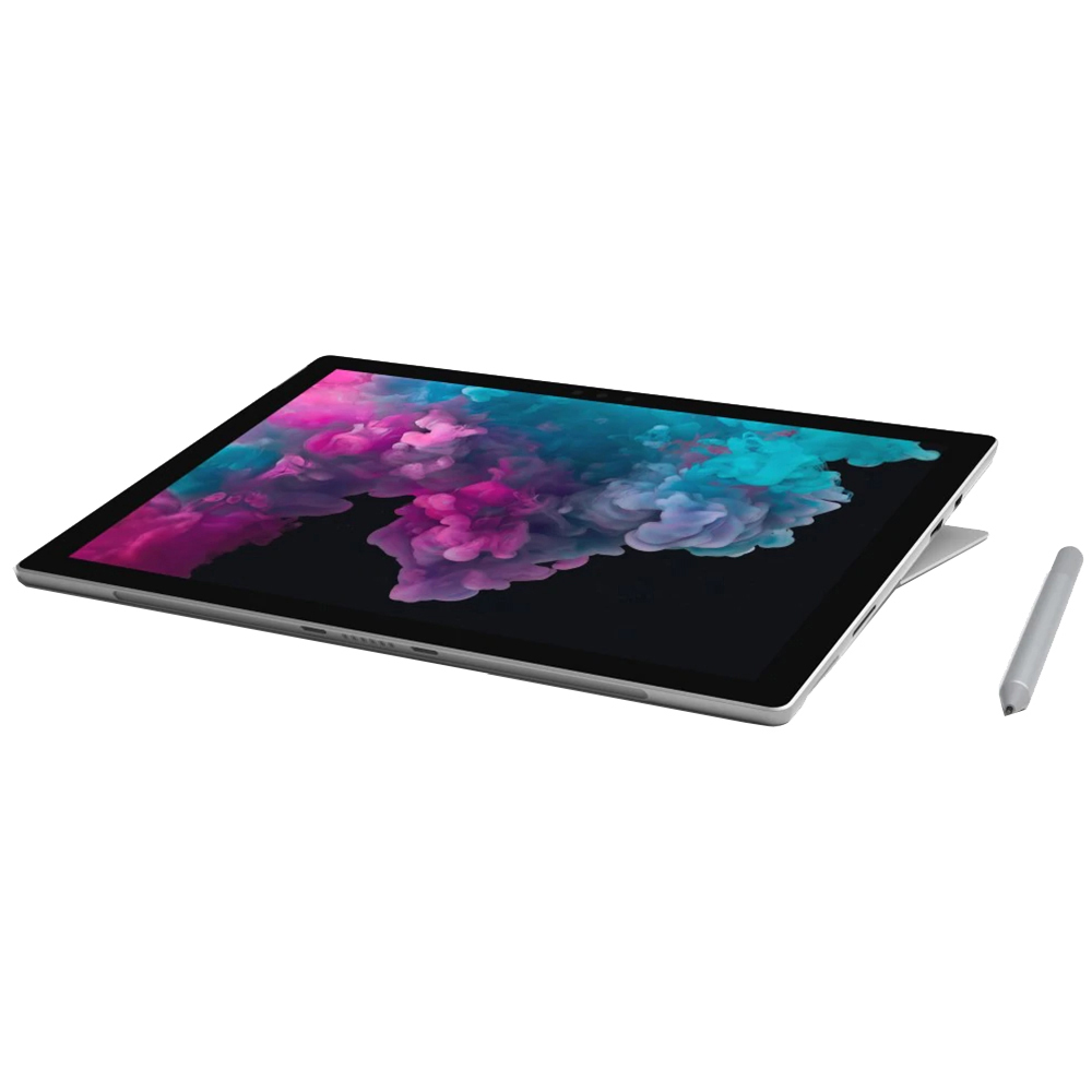 Surface Pro 6 i7 Argintiu 512GB 16GB RAM Commercial Version