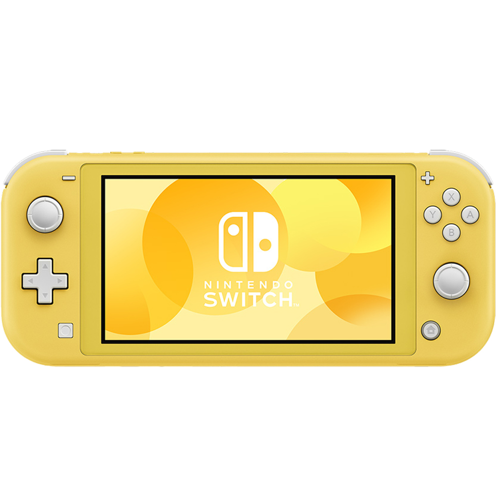 Switch Lite, Display LCD, Ecran Tactil, Butoane Control, Bluetooth, 32 GB, Speaker Stereo, Galben