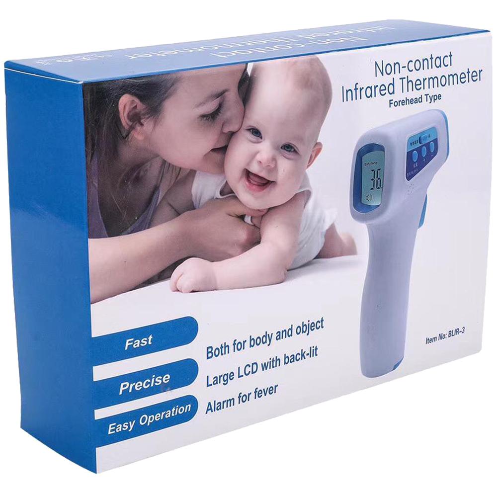 Termometru Scanner Temperatura La Distanta Pentru Frunte Si Obiecte