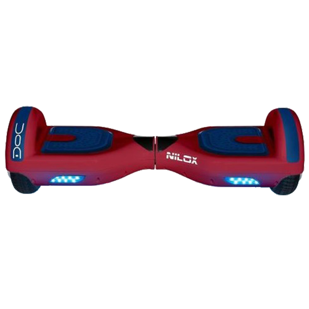 Transportor Hoverboard Doc 2 Plus Bluetooth Rosu